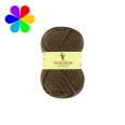 Pelote Le Yarn 3 - Pingouin - brown top