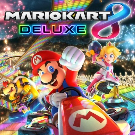 mario kart 8 deluxe jeux switch nintendo switch univers consoles jeux vid o consoles. Black Bedroom Furniture Sets. Home Design Ideas