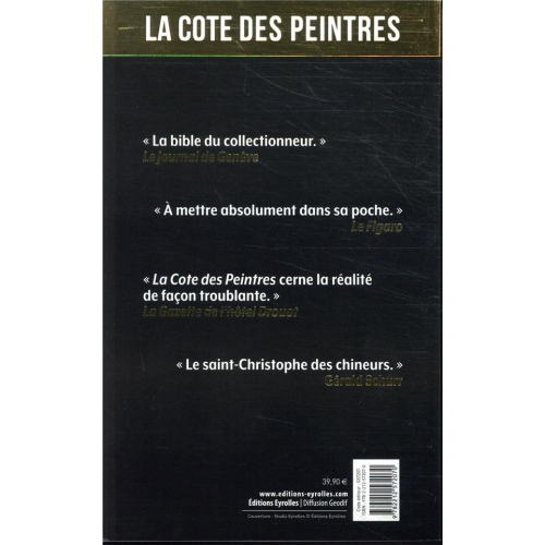 La Cote Des Peintres Best Seller International Depuis 1985 Edition 2019 Jacques Armand Akoun 9782212572070 Livres D Art Art Culture Societe Livre