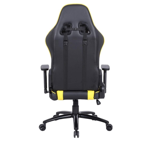 Accessoires Pc Gaming Fauteuil Sgc01 Steelplay Jaune Univers bg7yvY6If