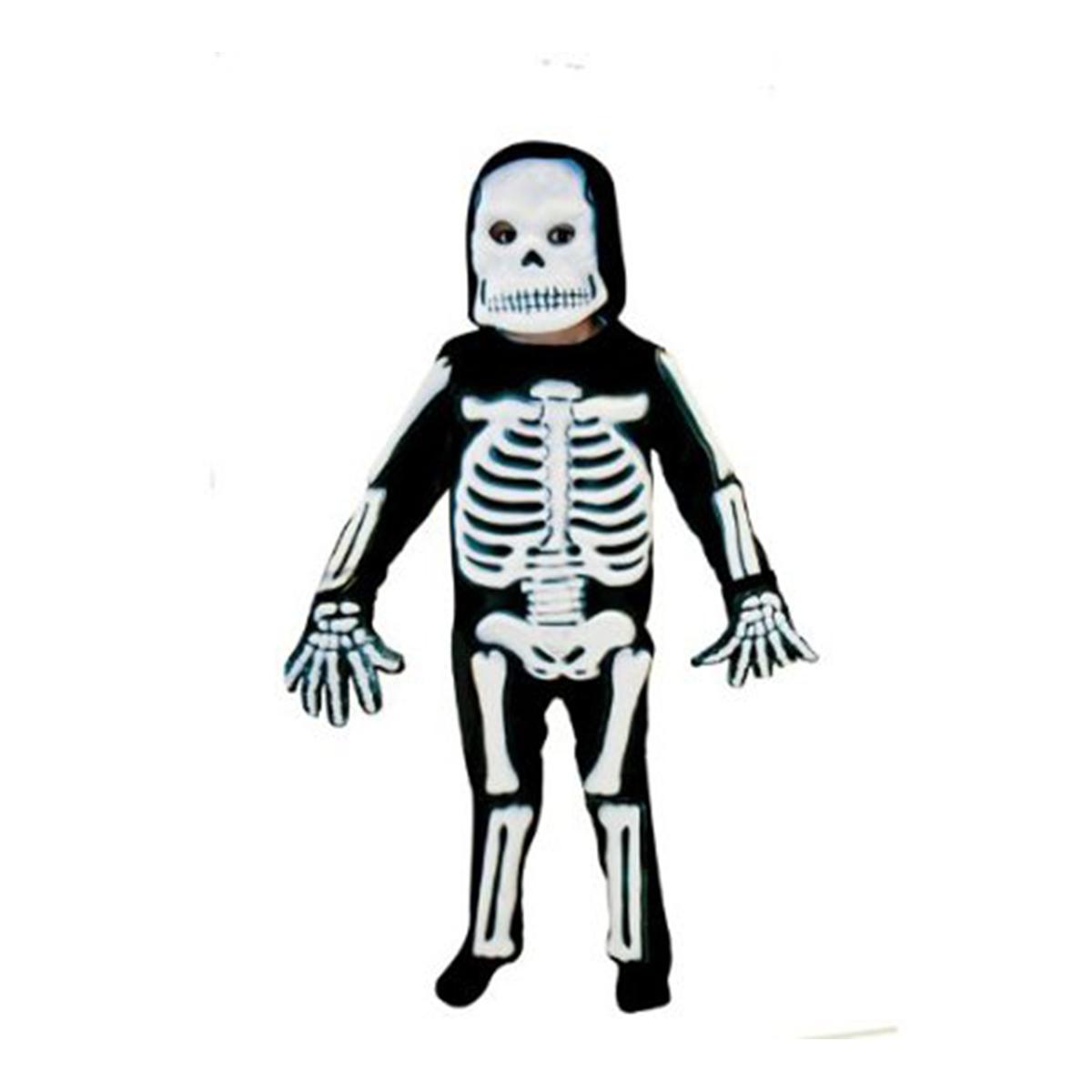 Déguisement Squelette - 9-11 ans