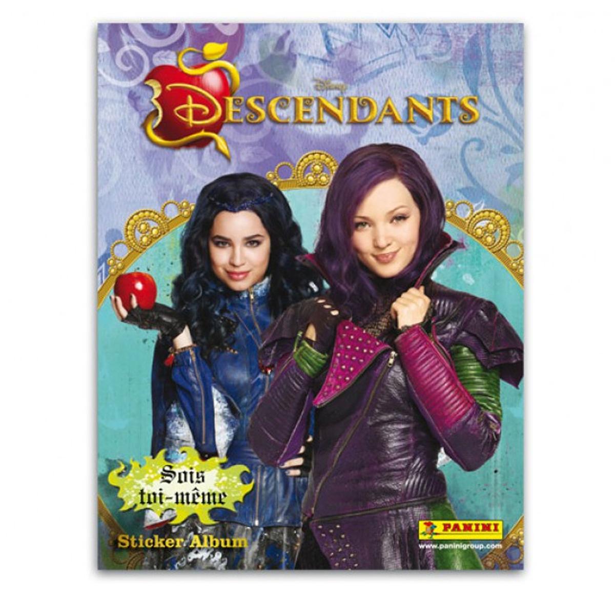 Album Panini - Disney Descendants - Sois toi-même