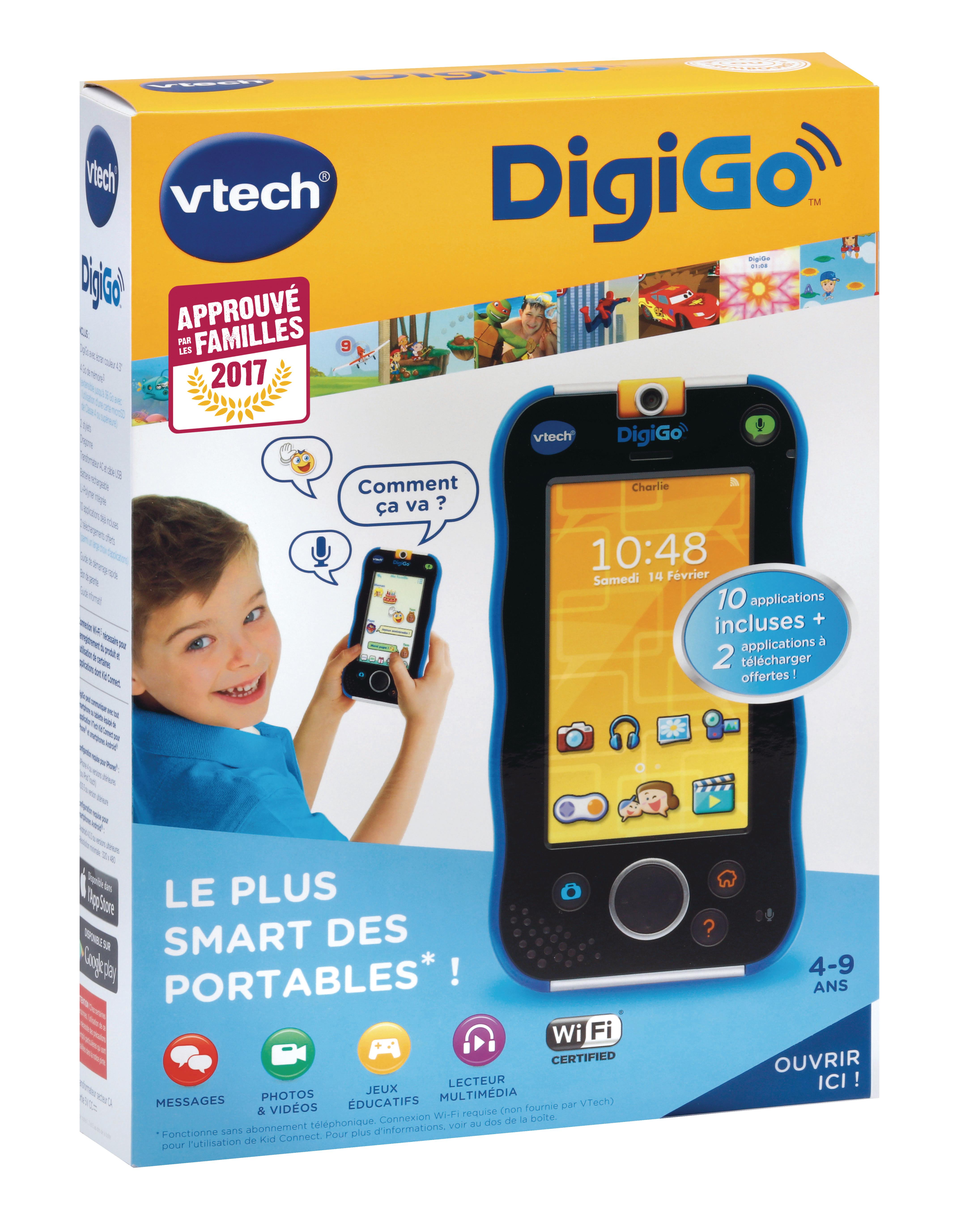 DigiGo bleu - Vtech