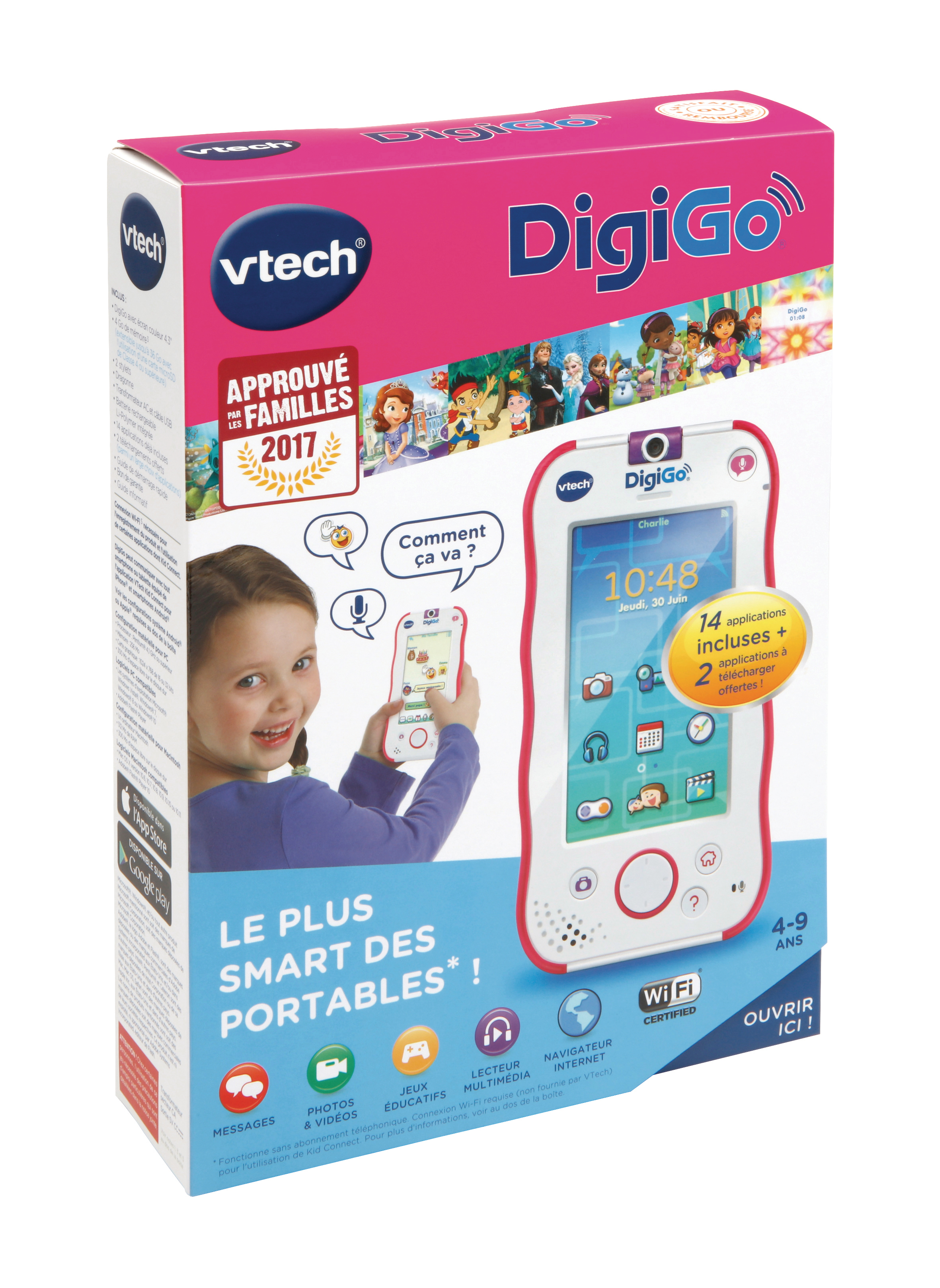 DigiGo rose - Vtech
