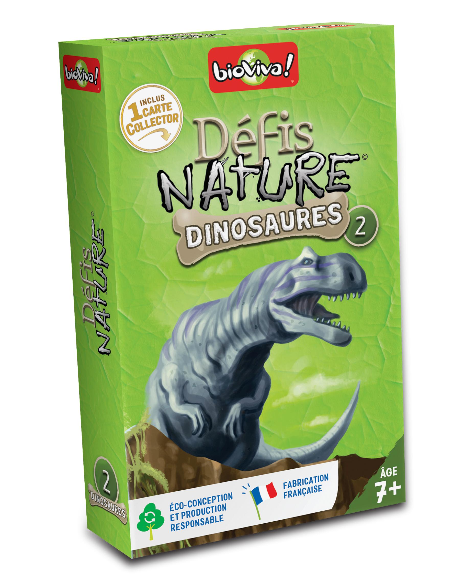 Dino challenge - vert