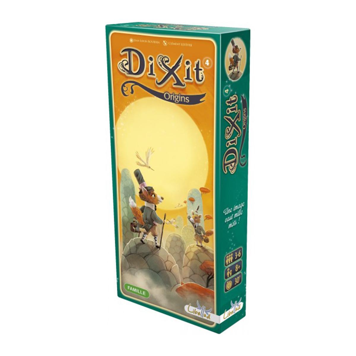 Dixit Origins - Extension 4