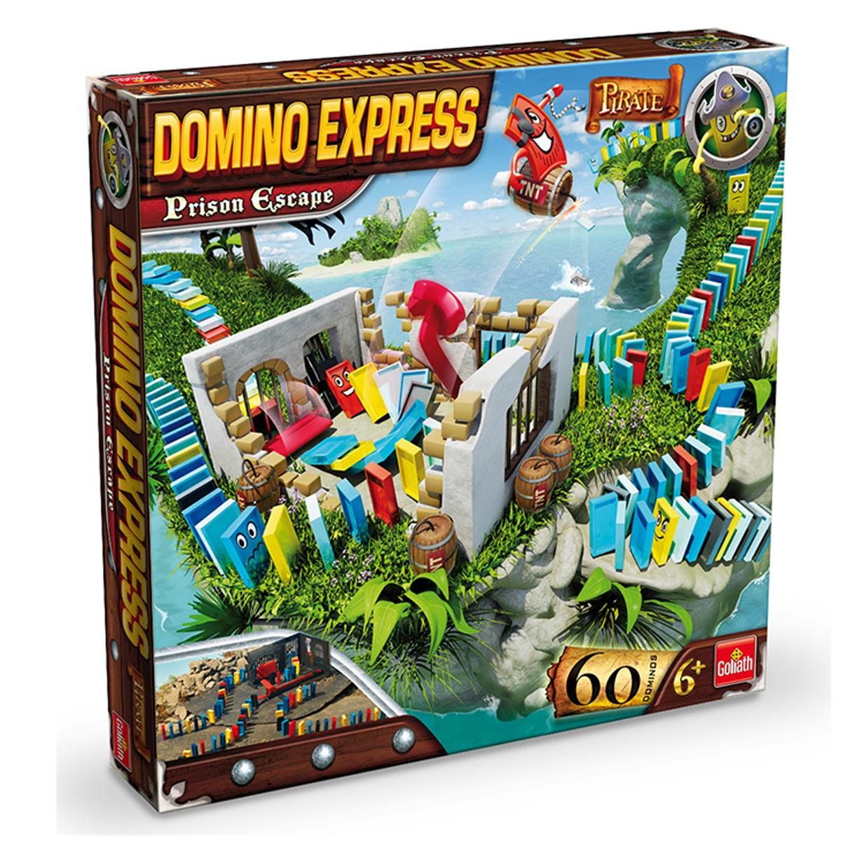 Domino express - Prison escape
