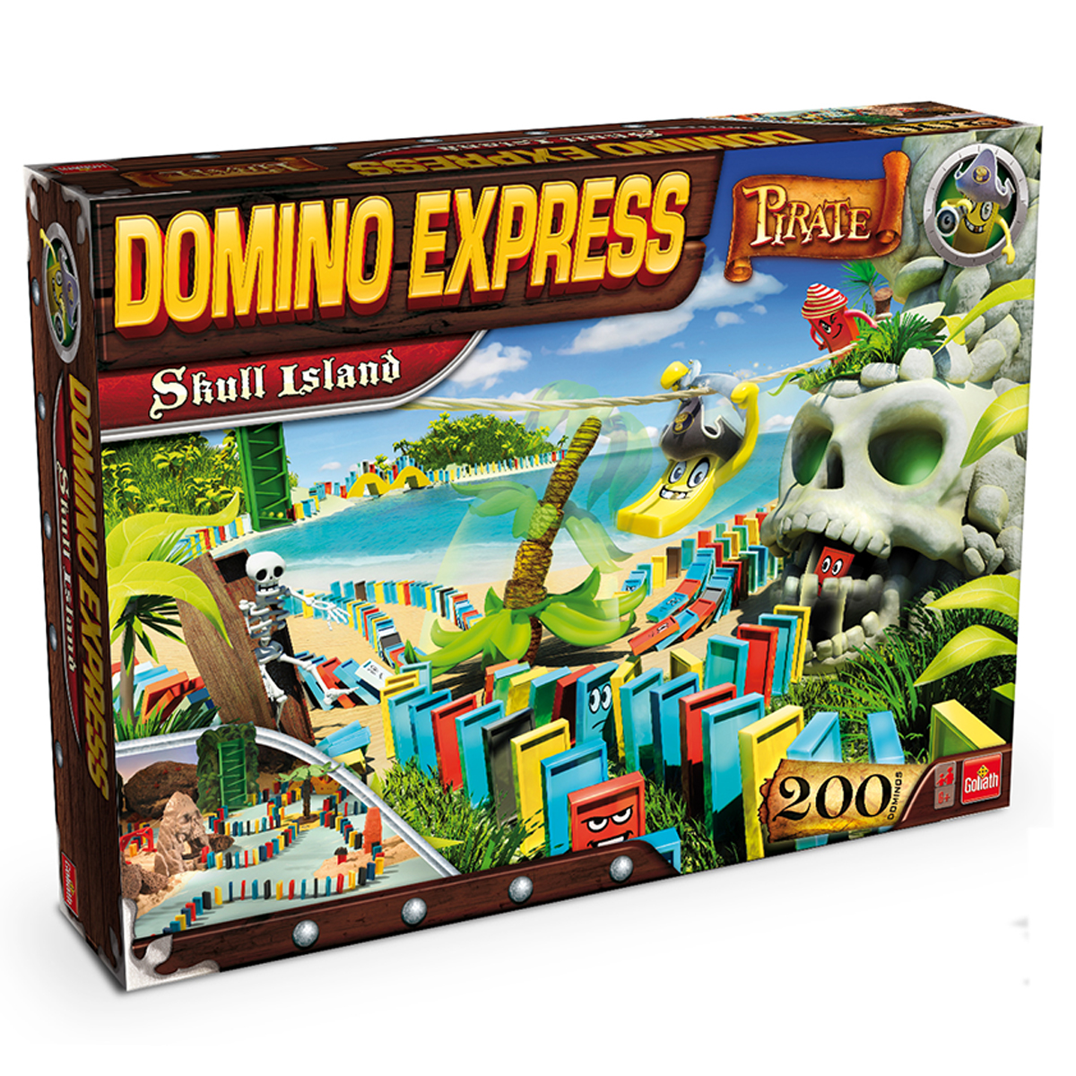 Domino express - Skull Island - Goliath