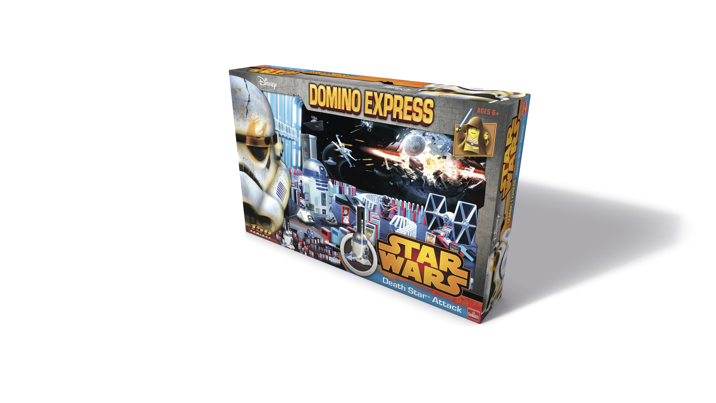 Dominos Express Star Wars - Attaque de l'Etoile de la mort