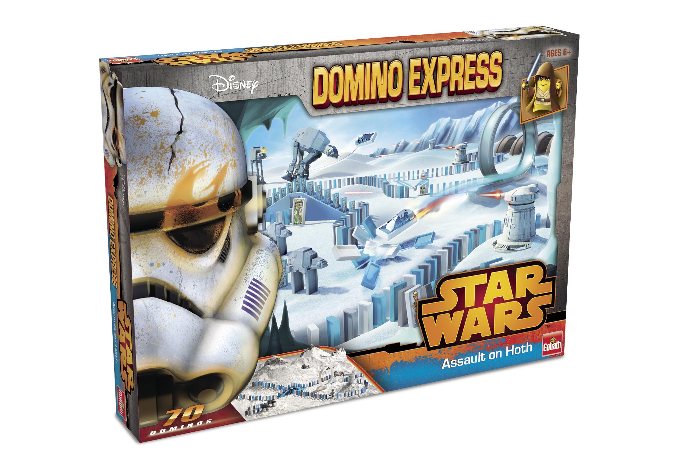 Dominos Express Star Wars - Assaut sur Hoth