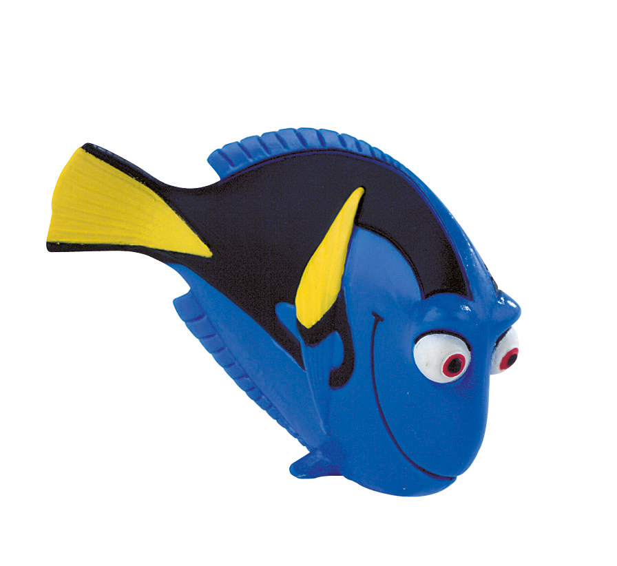Figurine Le Monde De Nemo Disney - Dory - 8 cm