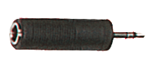 Yellow Cable - AD06  Mini j. stéréo mâle/j. stéréo fem