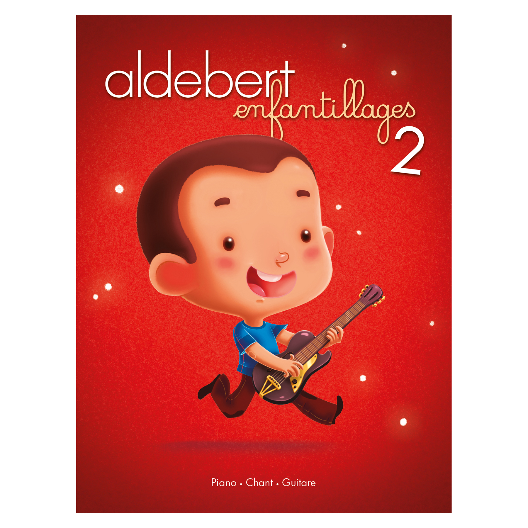 Partitions - Enfantillage 2 Aldebert
