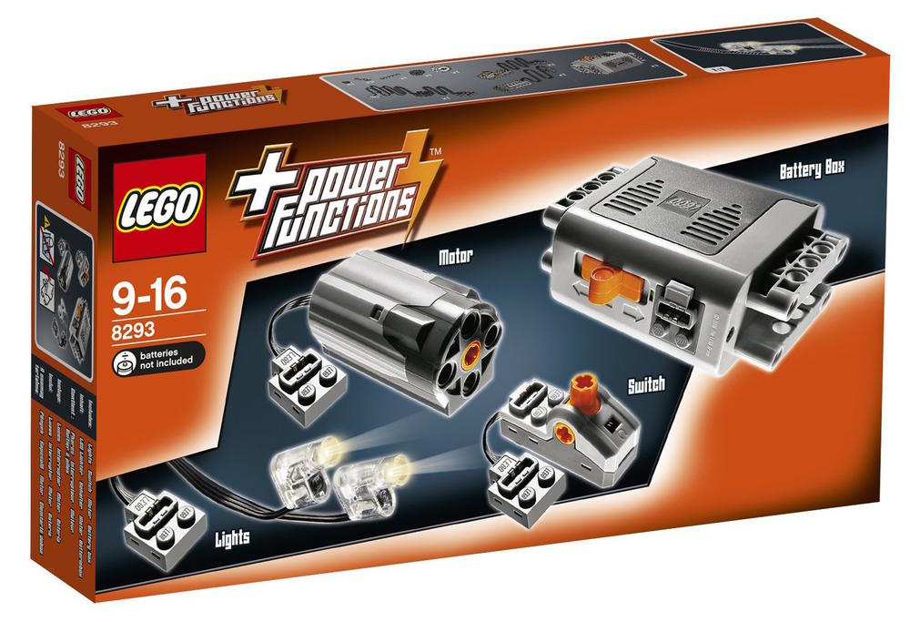 Ensemble «Power Functions» - LEGO® Technic - 8293