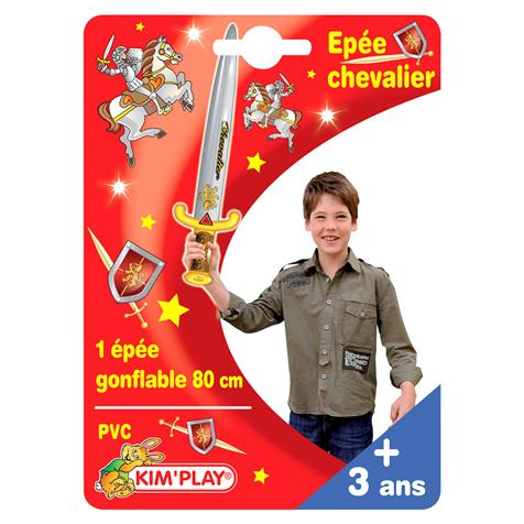 Épée de Chevalier gonflable