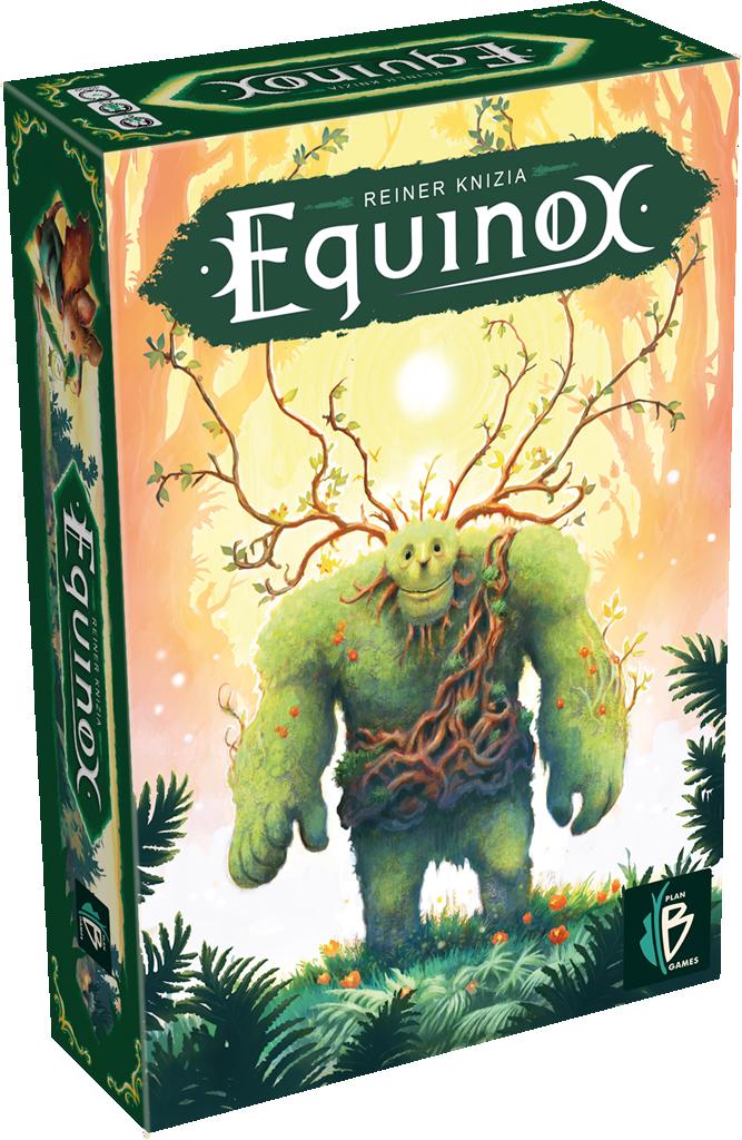 Boite de Equinox green