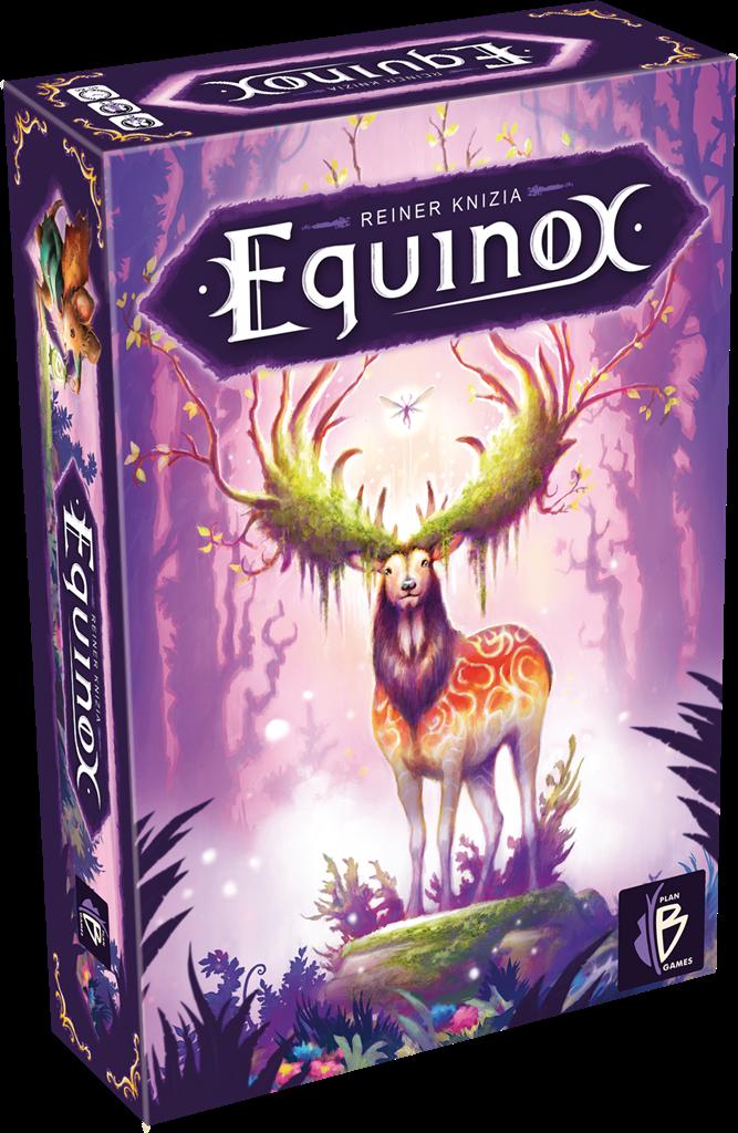 Boite de Equinox purple