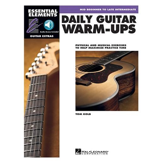Essential Elements - Entraînement pour guitare