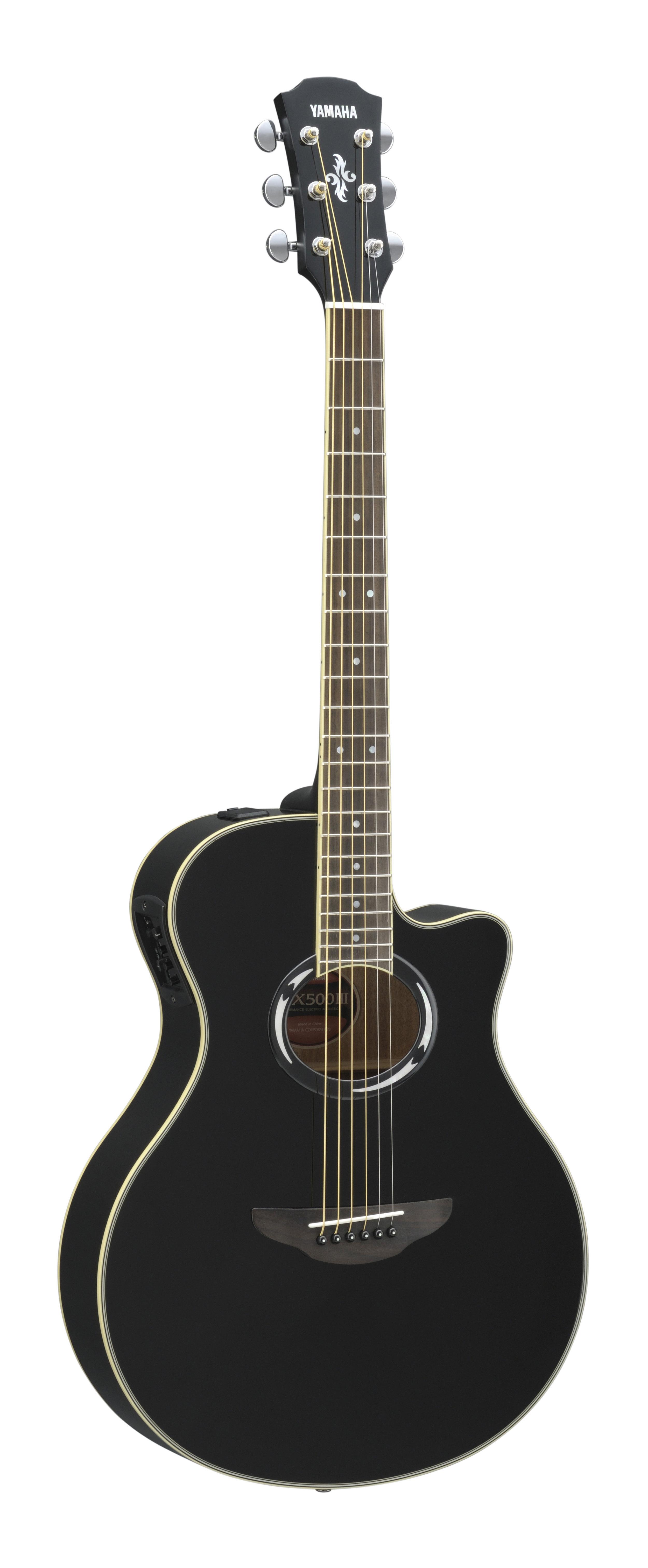 Yamaha - APX500IIIBL - Black