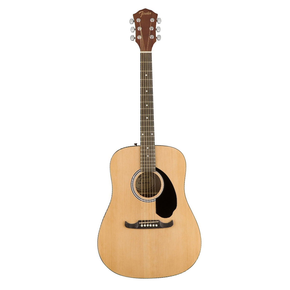 Fender - FA-125 Dreadnought guitare classique naturel