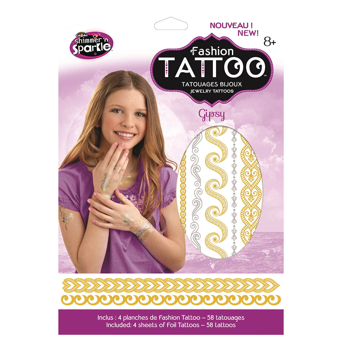 Fashion Tatoo - grand format