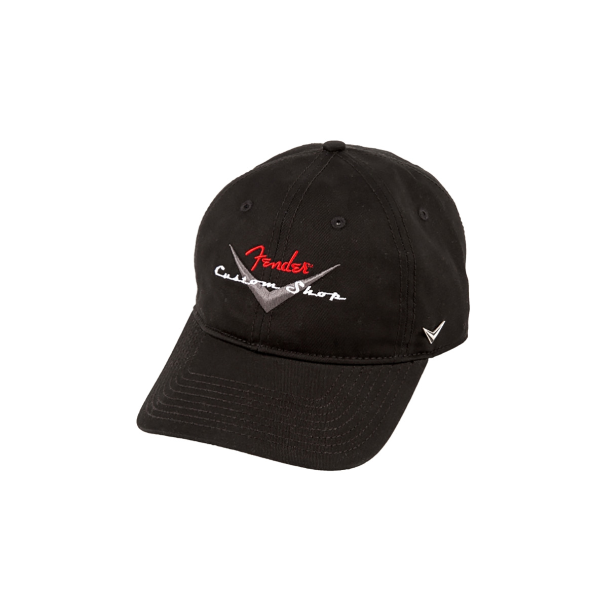 Fender - Casquette Baseball Custom Shop - noir