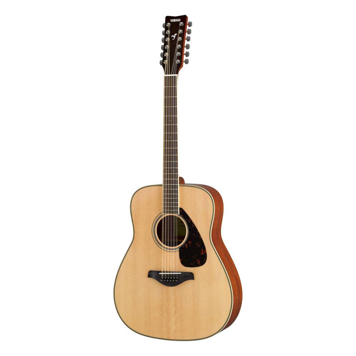 Yamaha - GFG82012NT natural 12 cordes - guitare folk T