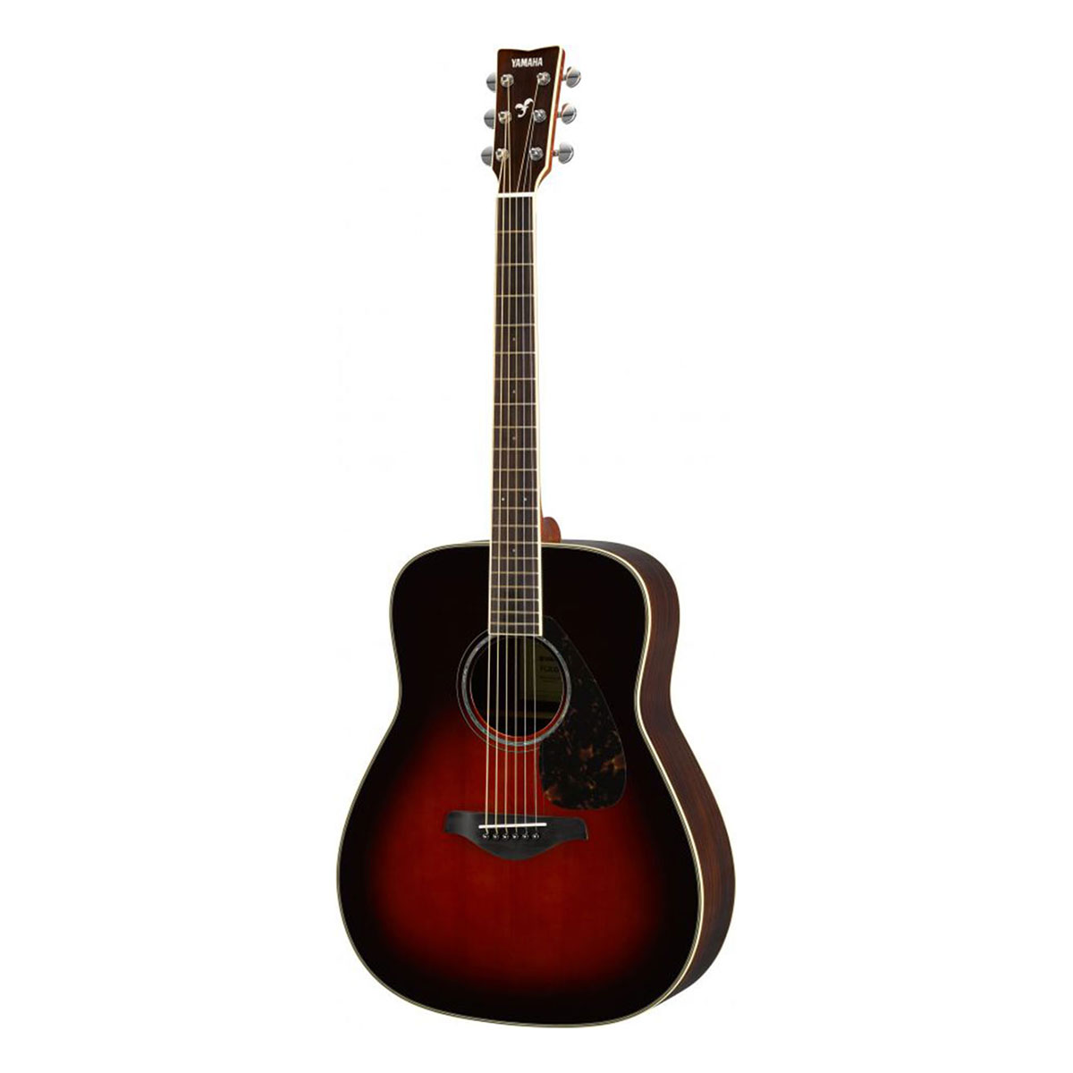 Yamaha - GFG830TBS tobacco brown sb - guitare folk T