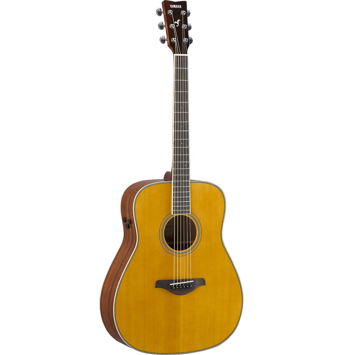 Yamaha - Guitare TransAcoustic FG-TA - Vintage