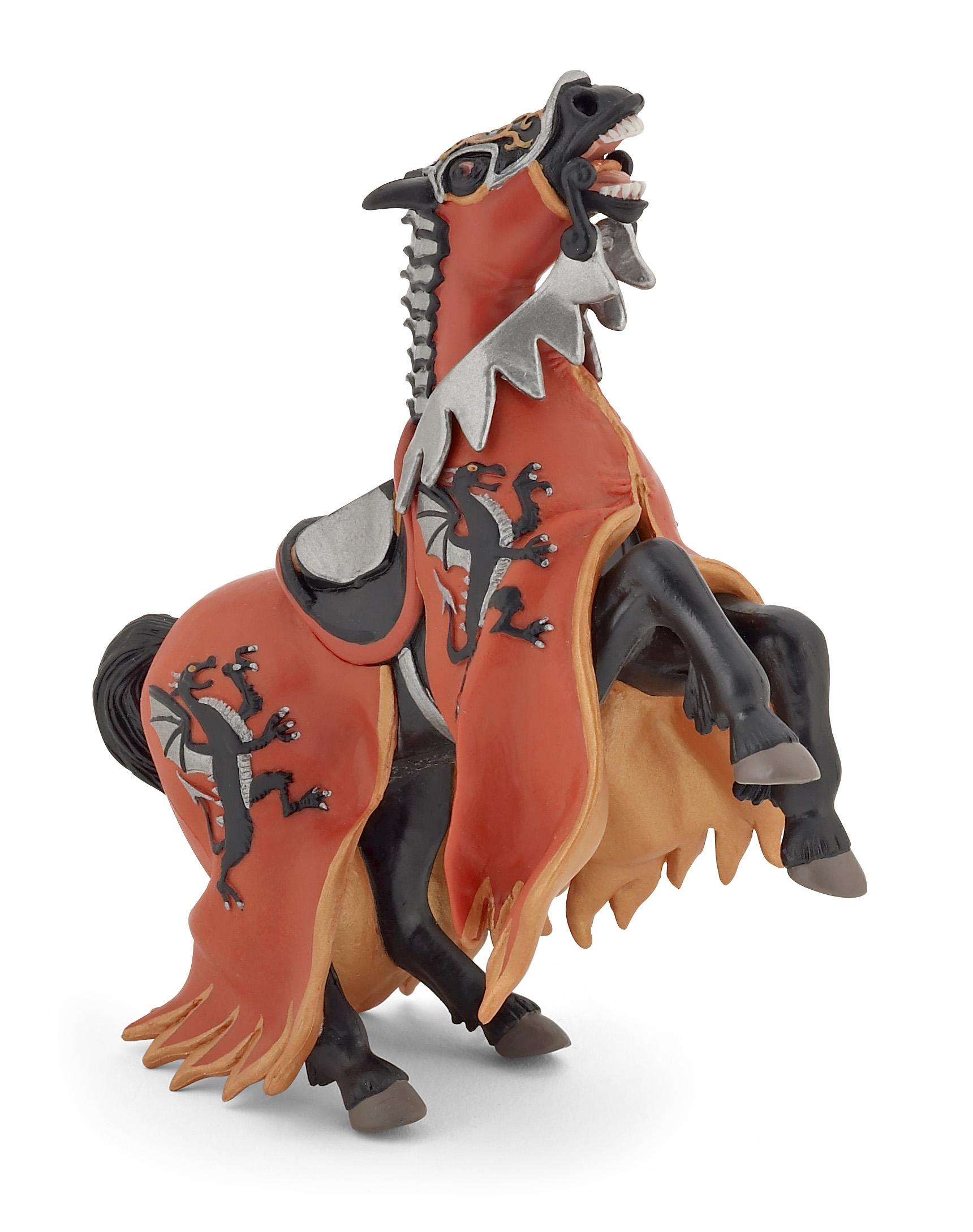 Cheval démon ténêbres - PAPO - 38917