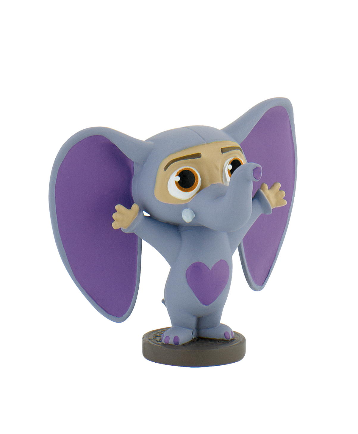 Figurine Zootopie Disney - Finnick - 7 cm