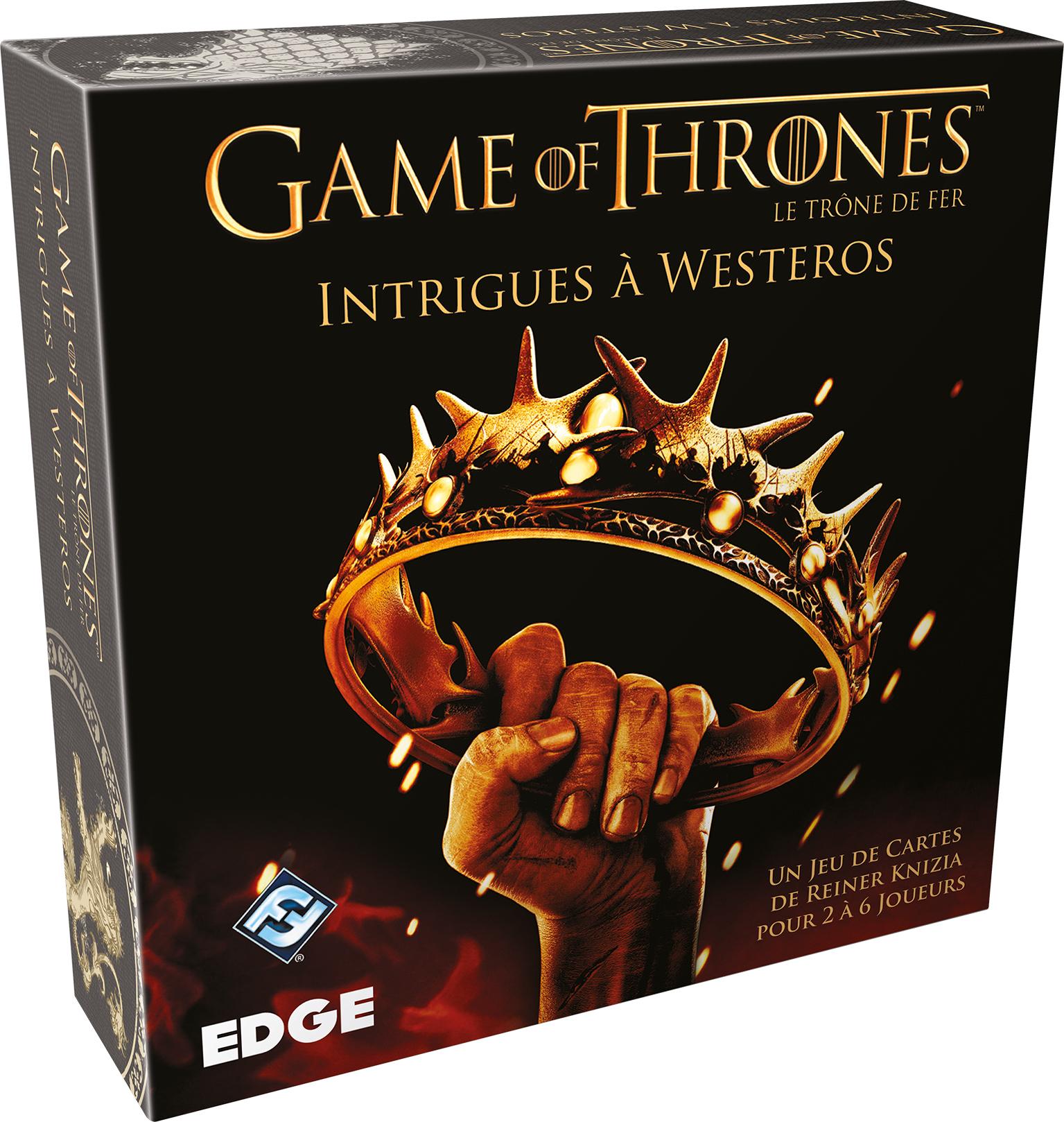 Game of thrones - jeu de société