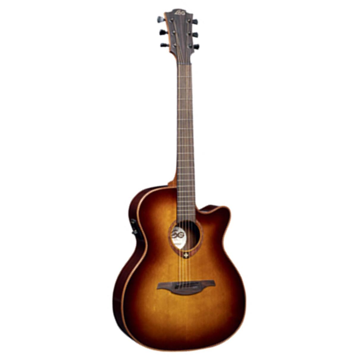 Lag - Guitare électro-acoustique - GLA T100ACE