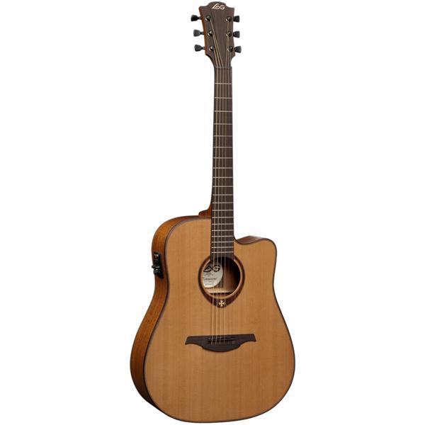 Lag - Guitare électro-acoustique - T200DCE