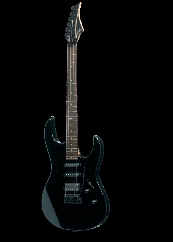 Lag - Guitare - Arkane A66-Black