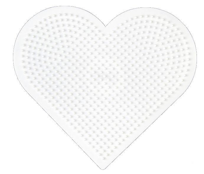 Grande plaque cur pour perles Hama - 233