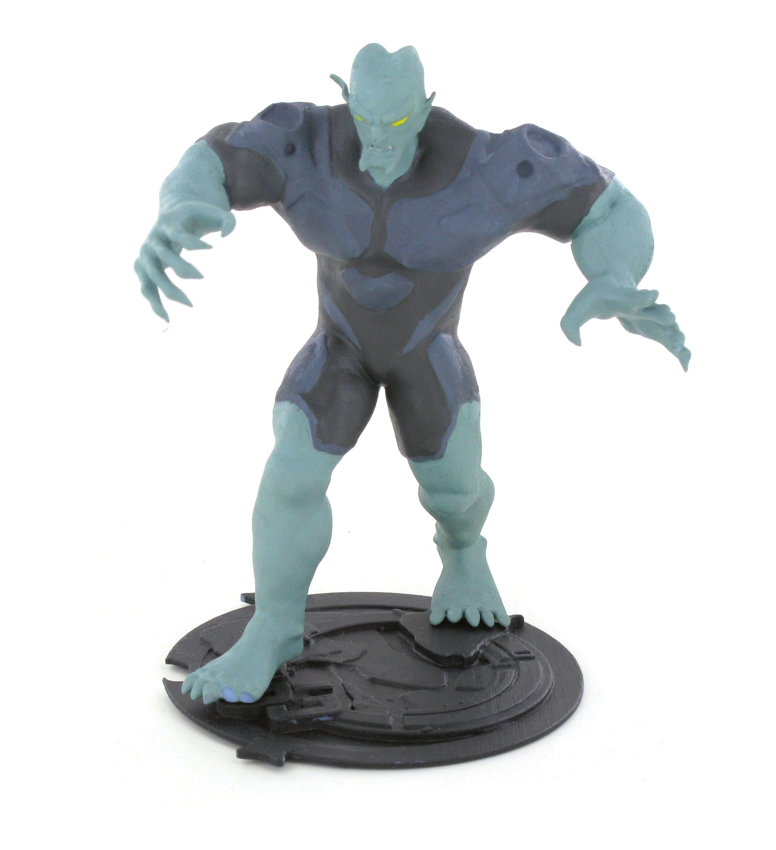 Figurine Spiderman - Green Goblin - 10 cm - Comansi
