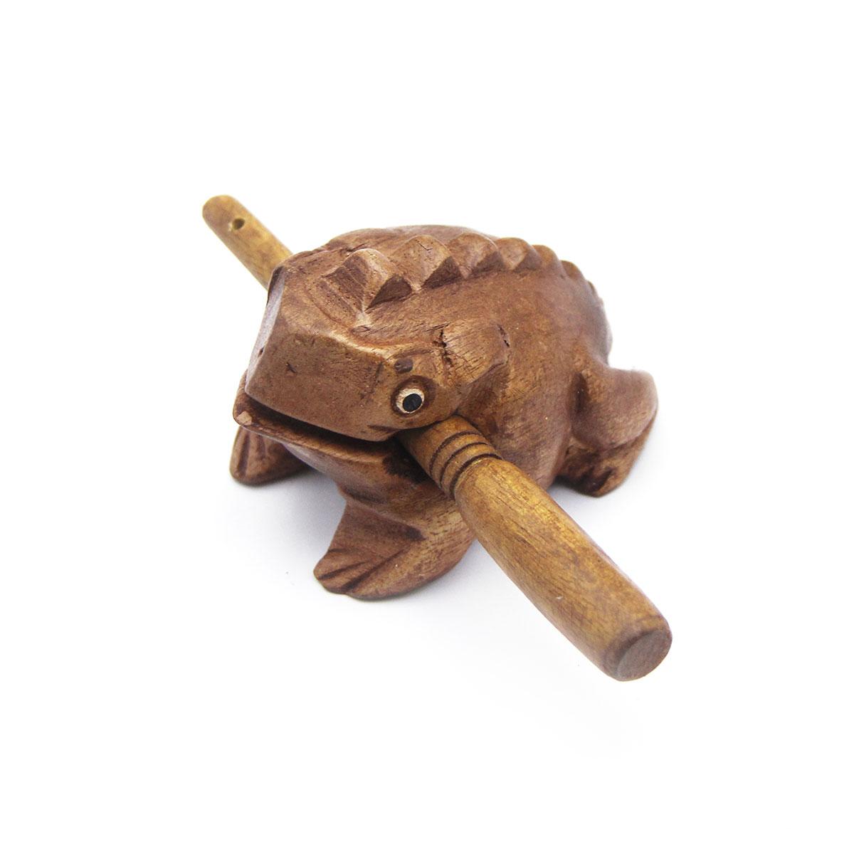Grenouille guiro - 10cm - Shiver