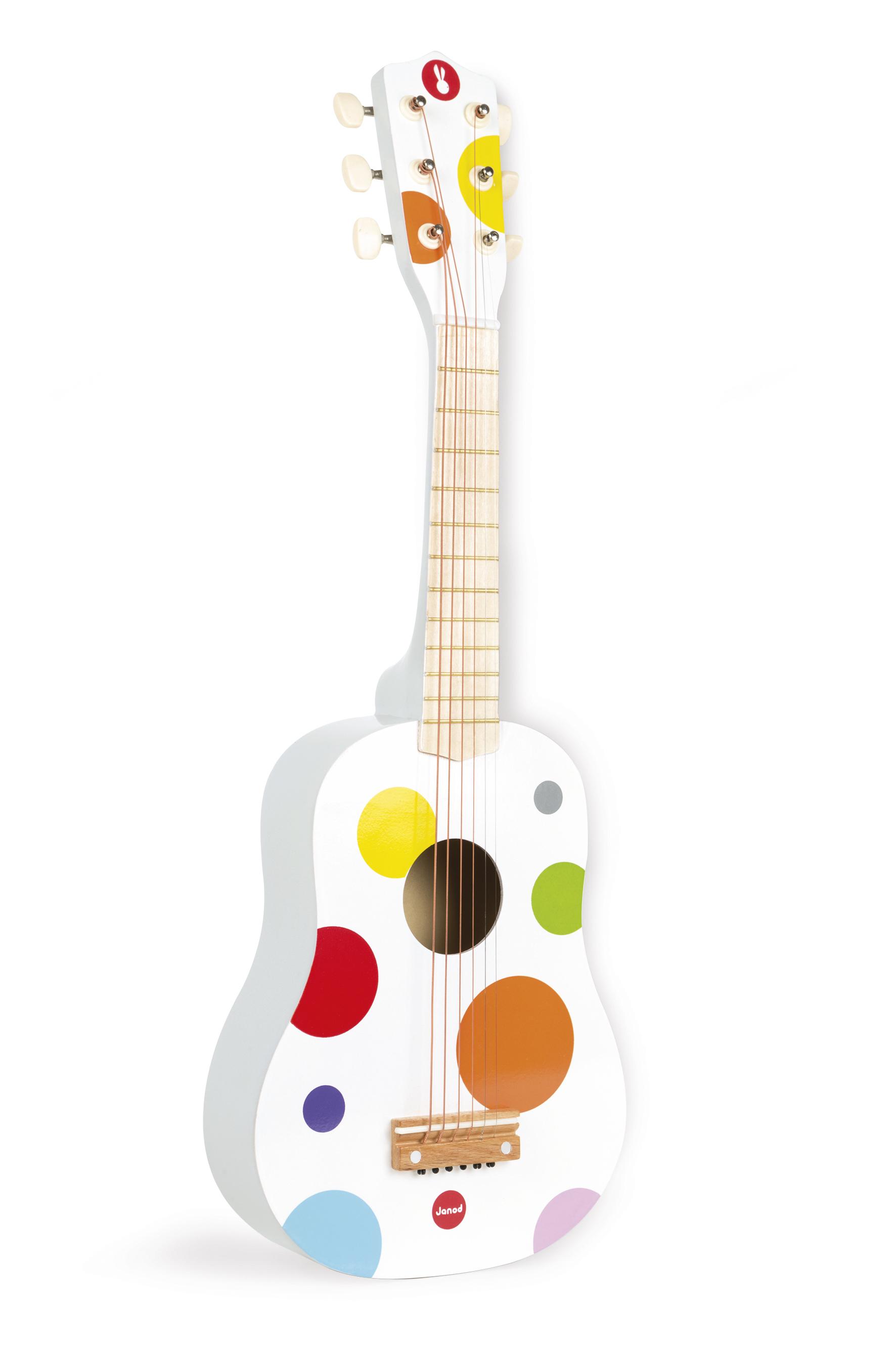 Guitare Confetti bois