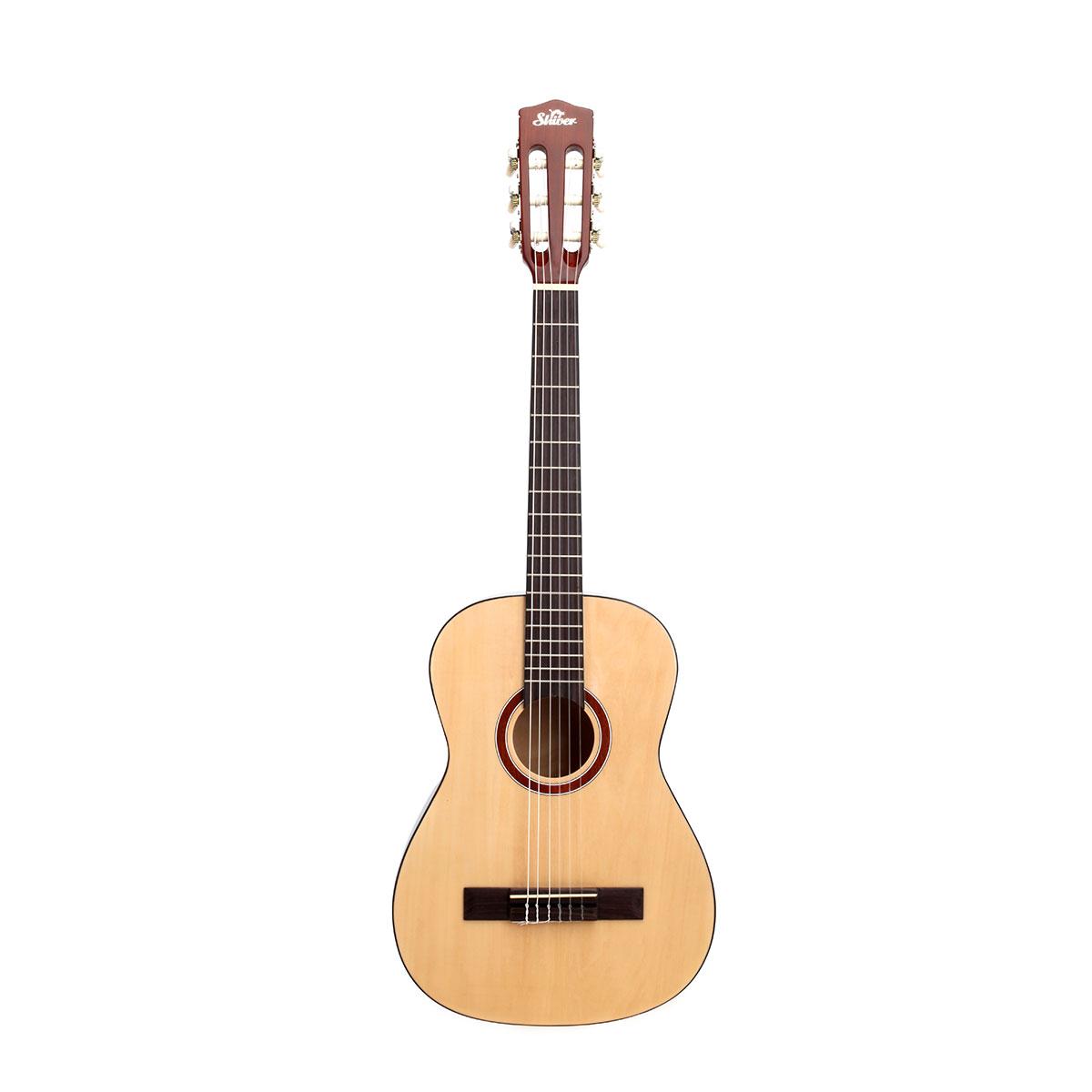Shiver - GCS-1/2 guitare classique Naturelle