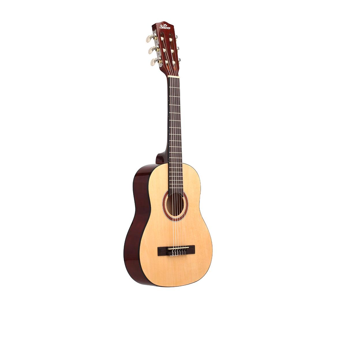 Shiver - GCS-1/4 guitare classique Naturelle