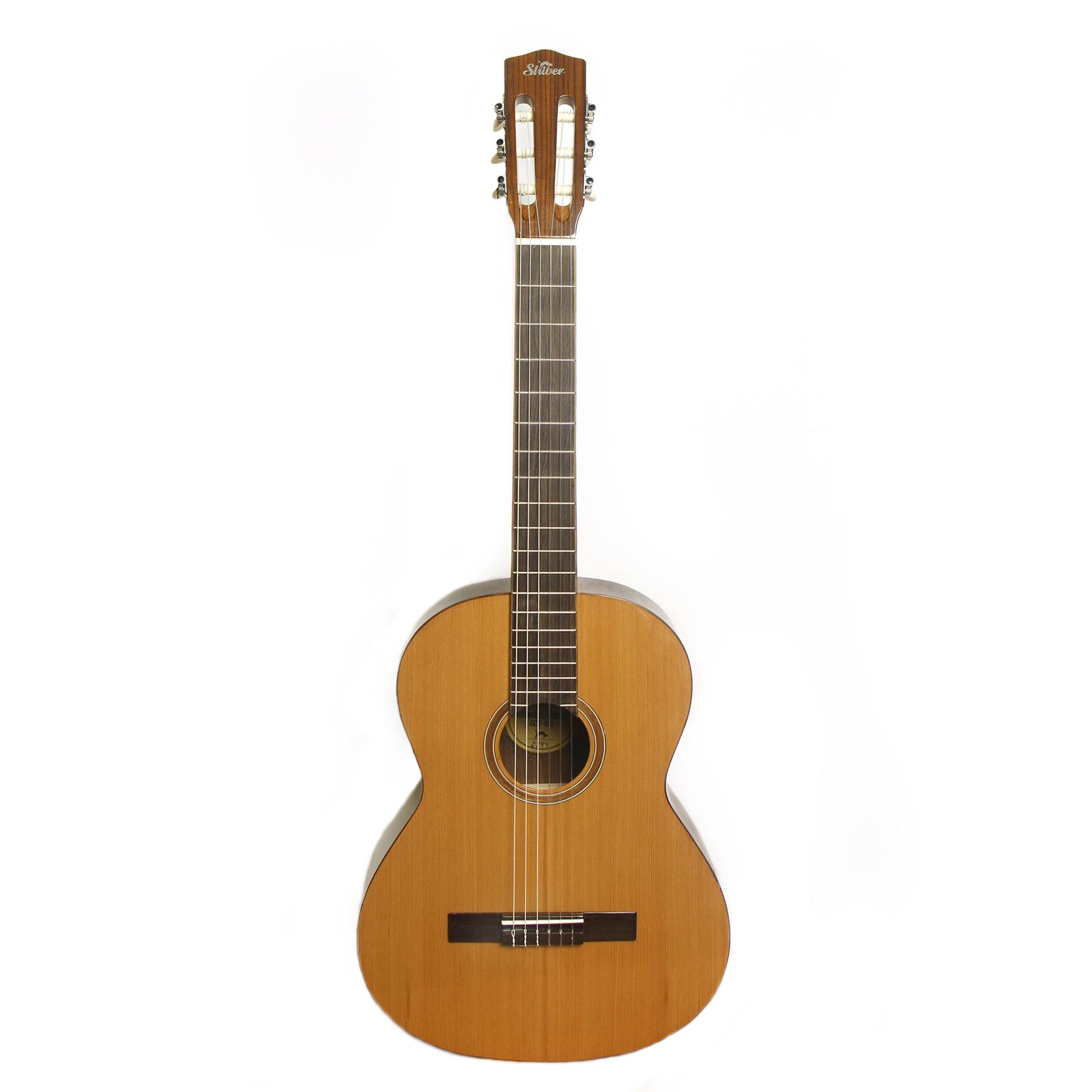 Shiver - GCS-101 guitare classique Naturelle