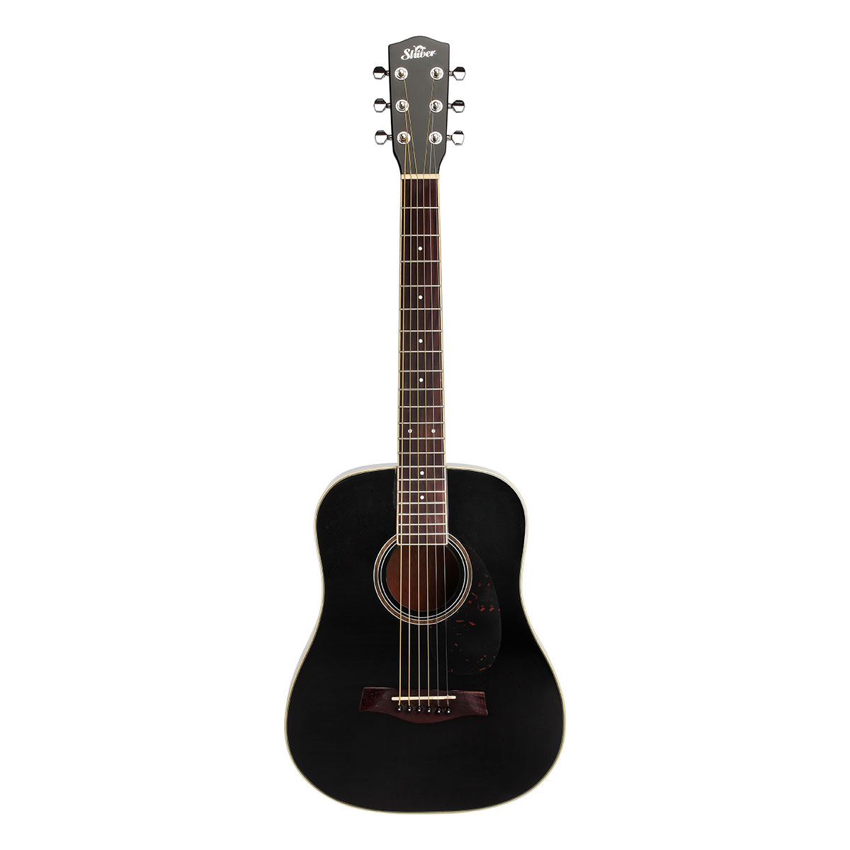 Shiver - GFS-BABY Noir guitare Folk