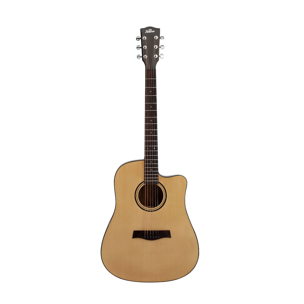 Shiver - GFS-DC 100 Naturel guitare Folk
