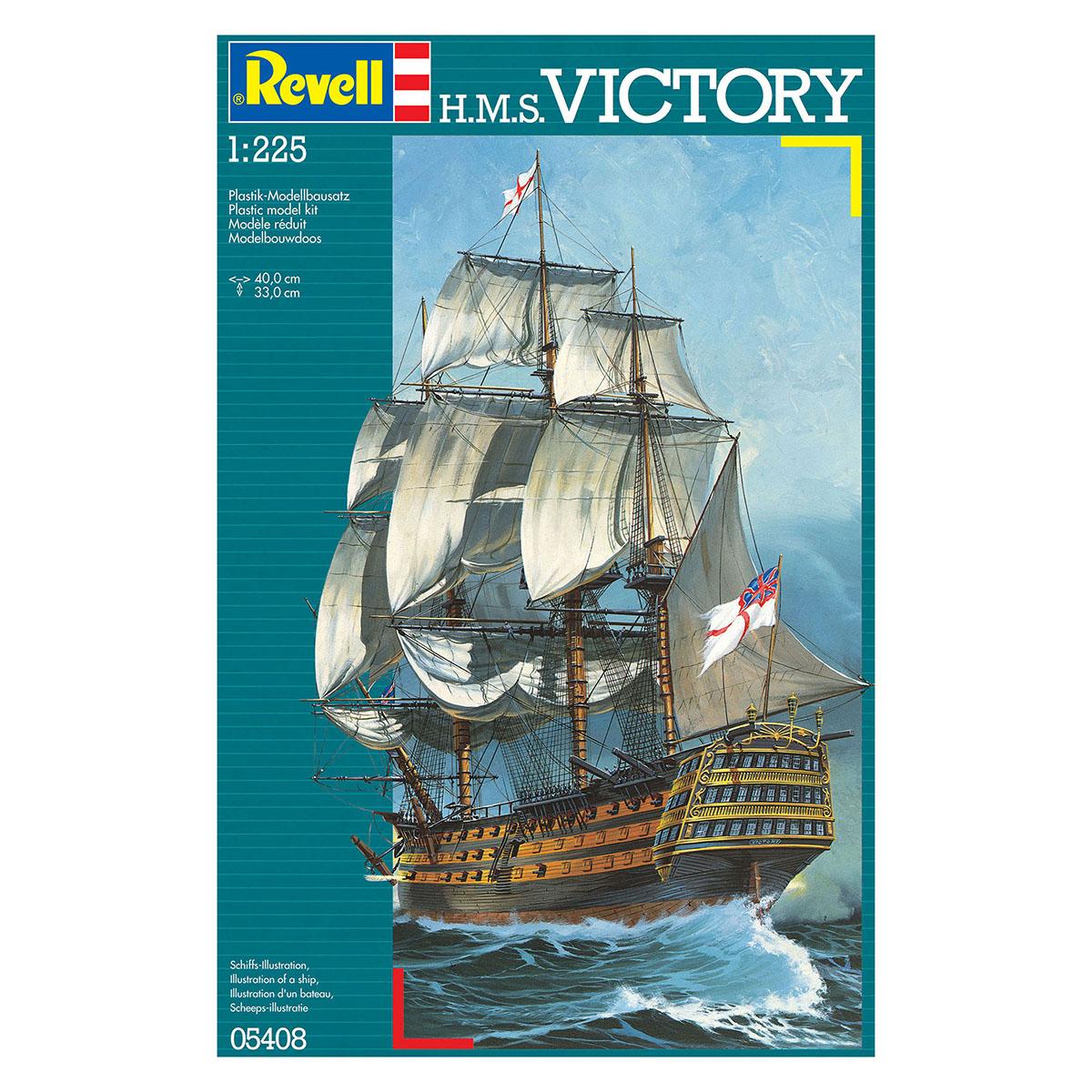 Maquette bateau - H.M.S. Victory