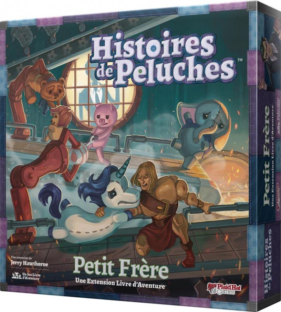 Boite de Histoires De Peluches Ext Petit Frère