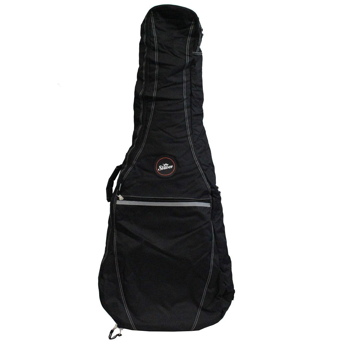 Shiver - Housse guitare folk/classique 4/4 standard