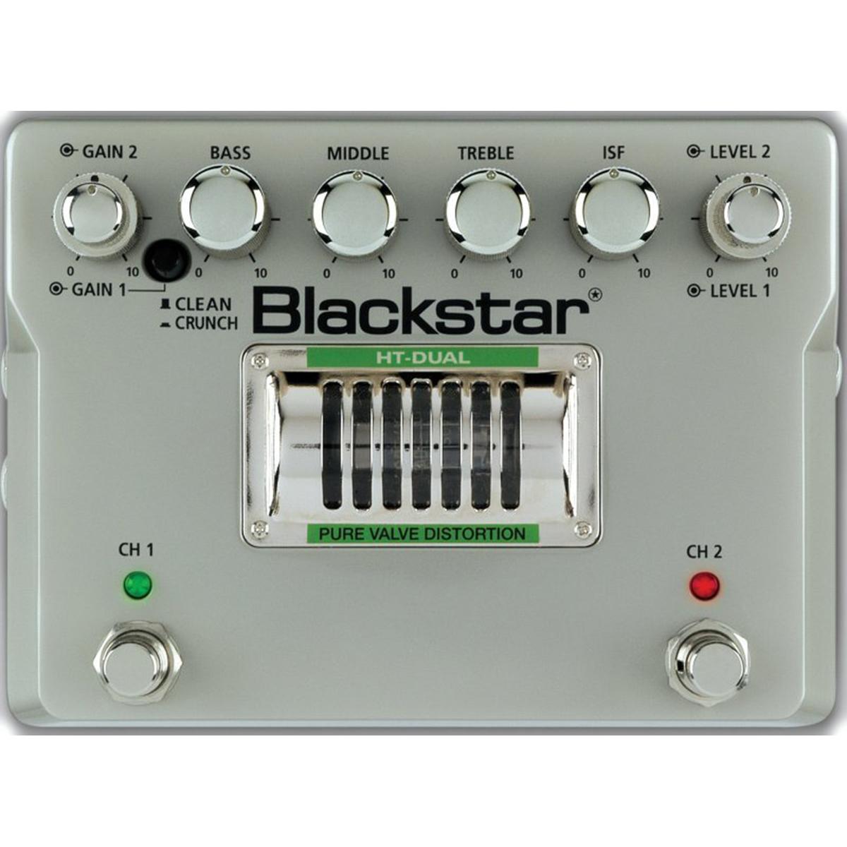 Blackstar - HT DUAL Pédale De Distortion à Lampe