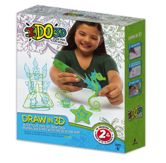 Recharge IDO 3D - 2 tubes