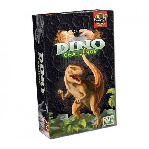 Dino challenge - noir